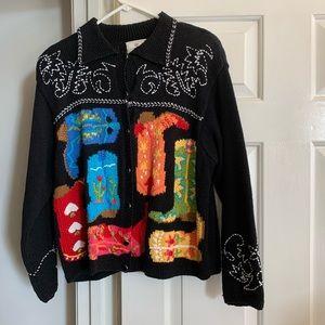 👢 sweater